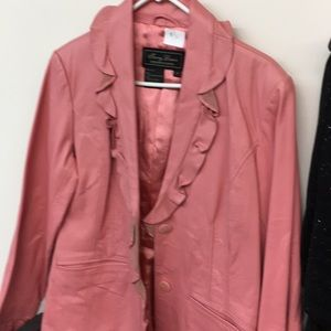 Terry Lewis Classic luxuries jacketM